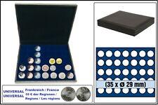 Safe 63290 nova de Luxe Tirelire Noir Pour France Le Régions