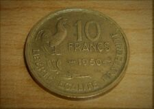1950 to 1958 France 10 Franc Coins Your choice of 1 from list below