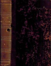 1863 Medicine, Typhus Fever, Influenza, Scarlatina, Cholera, Clinique Medicale