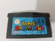 Super Mario Ball per GAME BOY ADVANCE SP GBA NDS