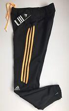 NEW Adidas Response 3 Stripe Compression Tights SIZE: Medium