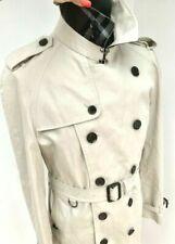 Burberry Coat's Cotton Outer Shell Men