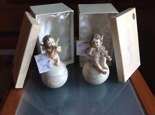 Statue Angeli in porcellana