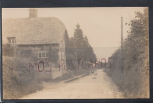 Wiltshire Postcard - Shalbourne Post Office    RS24271