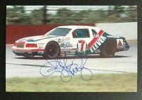 KYLE PETTY NASCAR Racing Race Car Driver Auto Autographed Signed 4x6 Photo 1