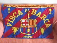 FC BARCELONA Bandera flag bandiera ultras ultra futbol camp nou barça catalunya
