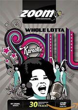 Zoom Karaoke Whole Lotta Soul & Motown (Region Free) DVD - 30 Female Soul Hits!