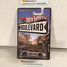 Corvette C6R * RED/Grey * Boulevard Hot Wheels * W204