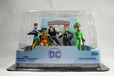 Funko HeroWorld DC Series 8 Vinyl Collection Bane Riddler Batwoman Nightwing