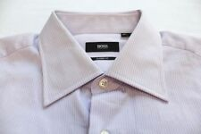 195c8dc4f HUGO BOSS Point (Straight) Classic Fit Dress Shirts for Men for sale ...