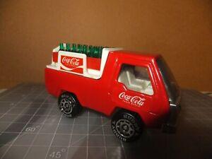 1982 BUDDY L Coca-Cola Delivery Truck Complete
