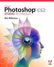 Adobe Photoshop CS2 Studio Techniques, Ben Willmore, Good Condition, Book