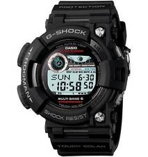 CASIO G-Shock Frogman Watch Solar Power & Dive Timer Atomic Time GWF1000-1