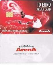Arenakaart A142-01 10 euro: Zomer 2014