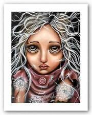FANTASY ART PRINT Calm Before the Storm Angelina Wrona