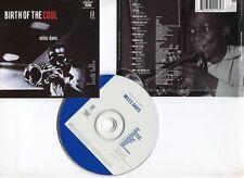 "Miles DAVIS ""Birth of cool"" (CD) 2001"