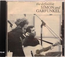 Simon & Garfunkel - The Definitive (CD 1997)