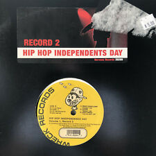 "HIP-HOP INDEPENDENTS DAY VOL 1 (12"")  1998!!  RARE!!  BREEZ + NATURAL ELEMENTS!!"