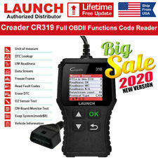 Automotive OBD2 Scanner Code Reader Car Check Engine Fault Auto Diagnostic Tool
