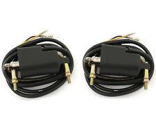 Set of 2 Ignition Coils - 4 ohm Dual Output 12V Suzuki GS550 GS750 GS850 GS1000