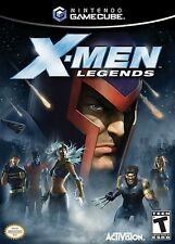 X-Men Legends  (Nintendo GameCube, 2004) - Sealed
