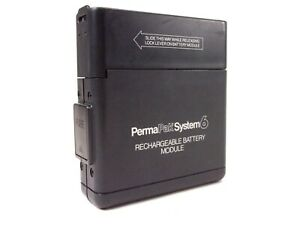 PermaPak System 6 Rechargeable Control Module Battery Pack Excellent Condition