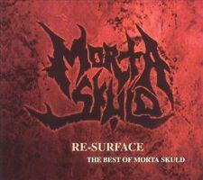 FREE US SHIP. on ANY 2 CDs! USED,MINT CD Morta Skuld: Resurface: Best of Morta S