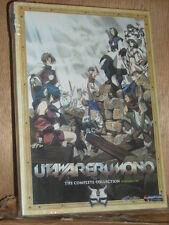 Utawarerumono - Box Set (DVD, 2009, 4-Disc Set) anime