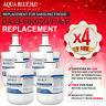 4x internal REPLACEMENT SAMSUNG DA29-00003G fridge water filter