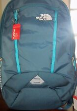 The North Face Ladies Microbyte Blucoral/Blubrd Outdoor Backback: New with Tags