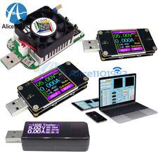 25W USB Voltmetro elettronico di carico UT21 UT21B Bluetooth LCD Tester Tensione di alimentazione