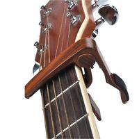 Guitar Capo Quick Change Acoustic Guitar Accessories Trigger Capo Key Clamp Part