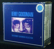 5erCD coffret benny GOODMAN the benny goodman selection