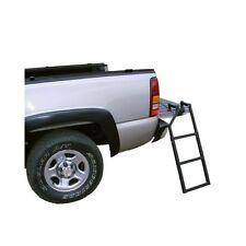 Tailgate Truck Ladder Folding Portable Pickup Easy Step Mount Heavy Duty Climb