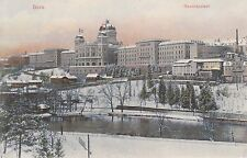 Postkarte - Bern / Blick zum Bundespalast