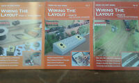 Peco Electricity Books Wiring the Layout Parts 1 2 & 3 Model Railway - free post