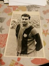 BARCELONA FC, EULOGIO MARTINEZ, 1950'S, ORIGINAL PHOTO