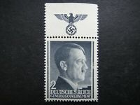 Germany Nazi 1941 1942 1944 Stamp MINT Adolf Hitler Swastika Eagle Generalgouver