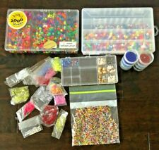 Assorted Beads Large Lot Mixed New Jewelry Making Supplies Crafts