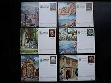 Frankierte Postkarten Lot Spanien 1973-80