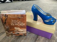 Just The Right Shoe by Raine Shoe Miniatures- New Heights