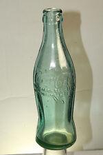 RARE ERROR NOV 16 1915 COCA COLA BOTTLE NUMBER 9 IS UPSIDEDOWN. BLUE LOOKING!!!