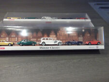 "Wiking Post Museums Shop Set  "" Münster Classics II "" Art.Nr. 81-54 mit OVP 1:87"
