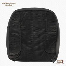 2003 2004 2005 Dodge Ram 2500 SLT Driver Lean Back DARK GRAY Cloth Seat Cover