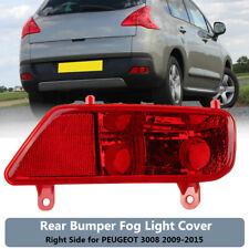For PEUGEOT 3008 Rear Tail Bumper Fog Light Lamp Right Driver Side O/S  # UK