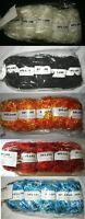 LOT Of 5 Crystal Palace Yarns Splash Feather Boa Eyelash 201 202 9216 7179 9523