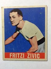 1948 Leaf Boxing CARD #82 FRITZI ZIVIC