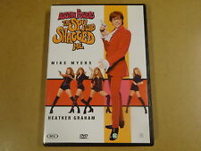 DVD / AUSTIN POWERS - THE SPY WHO SHAGGED ME ( MIKE MYERS, HEATHER GRAHAM )