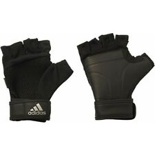 Adidas Performance Climacool Gym Training Sports Half Finger Gloves S99614