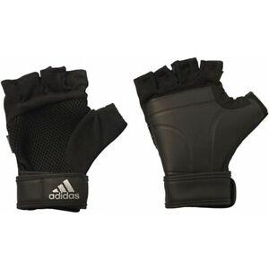 Adidas Performance Climacool Gym Training Sports Half Finger Gloves S99614
